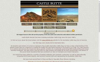 Castle Butte Australian Cattle Dogs
