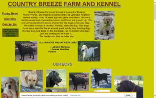 Country Breeze Farm and Kennel