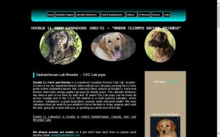 Double LL Farm and Kennel