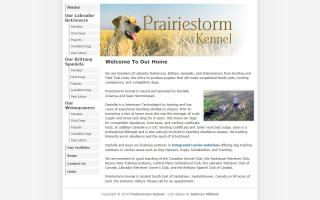 Prairiestorm Kennel