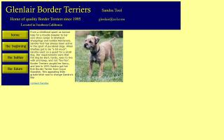Glenlair Border Terriers