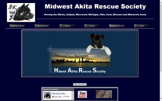 Midwest Akita Rescue Society