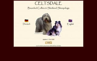 Celtsdale Bearded Collies