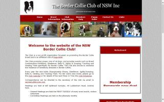 Border Collie Club of NSW, Inc