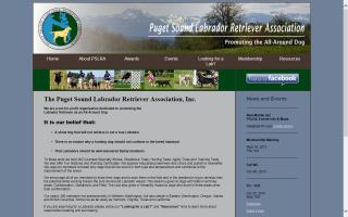 Puget Sound Labrador Retriever Association