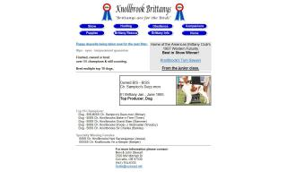 Knollbrook Brittanys