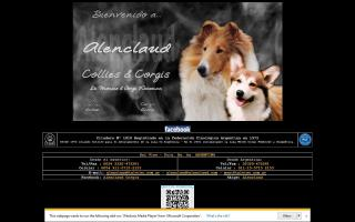 Alenclaud Collies & Corgis