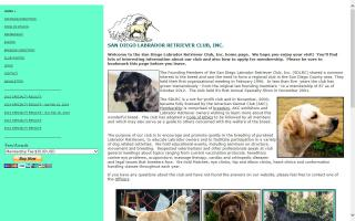 San Diego Labrador Retriever Club