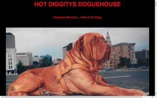 Hot Diggity's Doguehouse