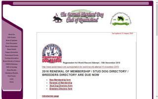 German Shepherd Dog Club Queensland - GSDCQ