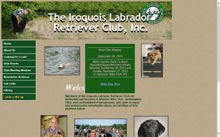 Iroquois Labrador Retriever Club - ILRC