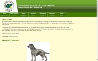Labrador Retriever Club of the Piedmont