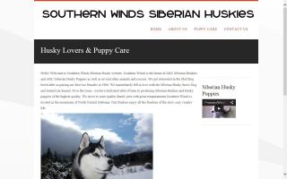 Southern Winds Siberians