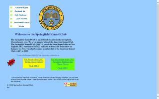 Springfield Kennel Club
