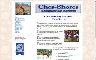 Ches-Shores Kennel