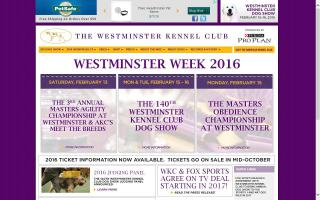Westminster Kennel Club, The - WKC