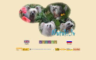 Nataki Chinese Crested Dogs