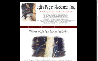 Egli's Black and Tans