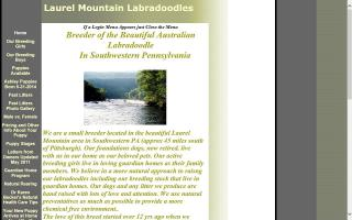 Laurel Mountain Labradoodles