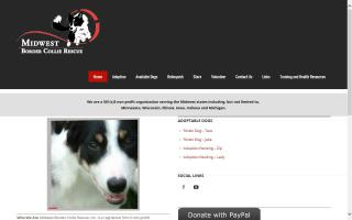 Midwest Border Collie Rescue - MWBCR