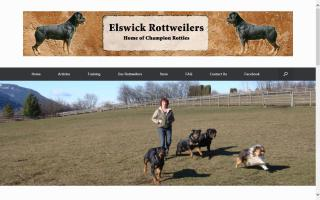 Elswick Rottweilers