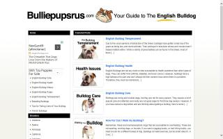 Bullie Pups 'R Us