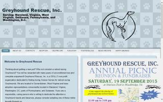 Greyhound Rescue, Inc.