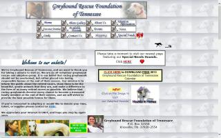 Greyhound Rescue Foundation of Tennessee - GRFT
