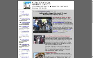 Golden State Greyhound Adoption - GSGA