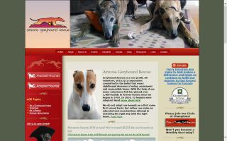 Arizona Greyhound Rescue - AGR