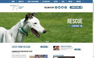 Greyhound Adoption Center - GAC