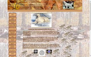 Satin Sea International Golden Retrievers