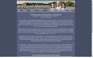 Breyston Shelties