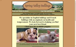 Spring Valley Bulldogs