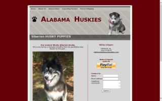 Alabama Huskies