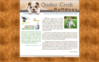 Quaker Creek Bulldogs