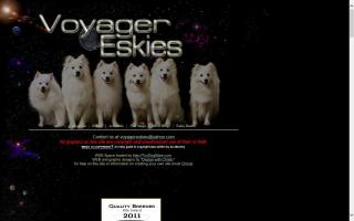Voyager Eskies and Poms
