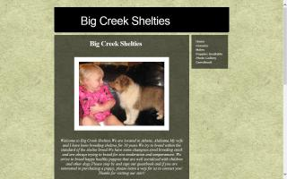 Big Creek Shelties