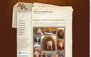 Rock Creek Bloodhounds