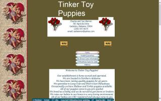 Tinker Toy Puppies