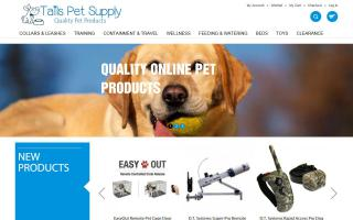 Tails Pet Supply