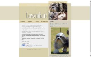 Lowenhart Afghan Hounds and Lowchen