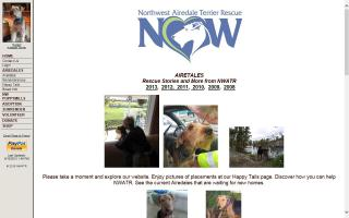 Northwest Airedale Terrier Rescue - NWATR
