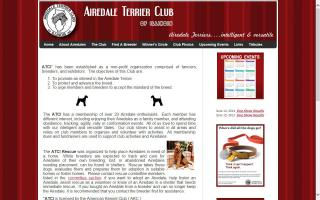 Airedale Terrior Club of Illinois - ATCI