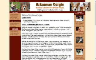 Arkansas Corgis