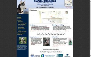 D and J Kennels