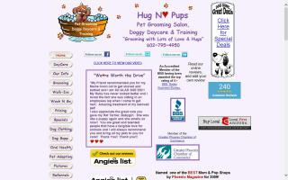 Hug N Pups Pet Grooming Salon