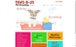 Paws R Us Pet Grooming