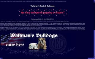 Waltmans English Bulldogs