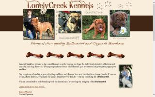 LonelyCreek Kennels
